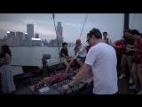 Above Beyond - Deep Warm Up Set ABGT300 (Live @ Victoria Harbour, Hong Kong)
