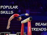 5 new Balance Beam trend | skills we are going to see a lot this quad
