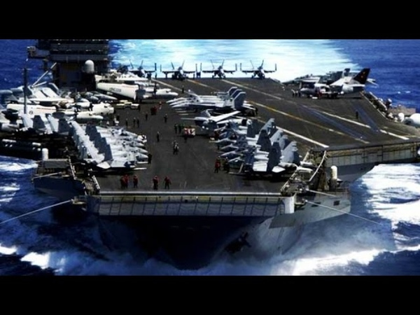 USS Carl Vinson SUPERCARRIER STRIKE GROUP! Ultimate FLIGHT DECK OPERATIONS compilation video!