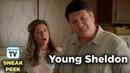 Young Sheldon 2x01 Sneak Peek 3 A High-Pitched Buzz and Training Wheels