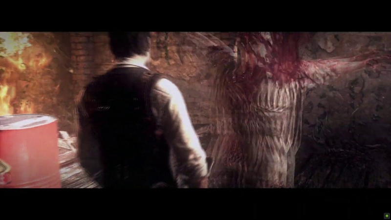 JUST 悪 夢 AKUMU The Evil Within