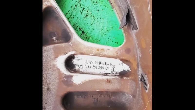 Пара оригинальных дисков AMG Aero 2 R19 8.5J ET 48 29 999 ₽  worldwideshipping 🌍  amgaero2 amg AMGparts amgразбор amgдиски