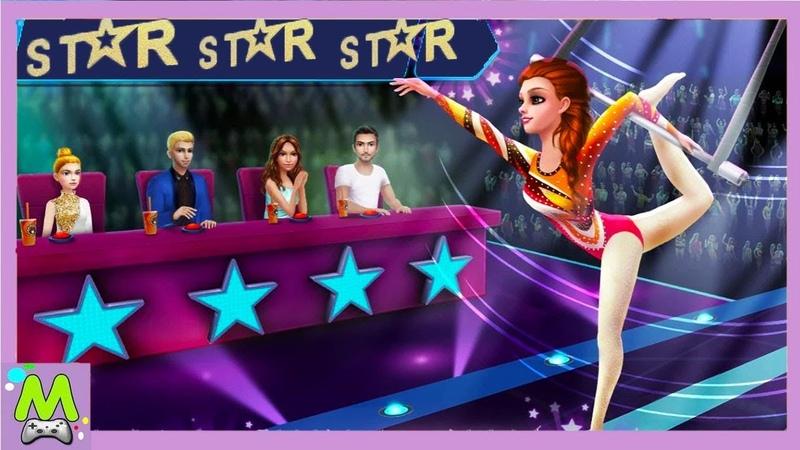 Звезды Акробатики--Шоу Начинается.Стань Победителем Телешоу Талантов.Игра как Мультик