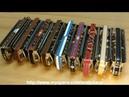 Custom harmonicas Andy Larisch