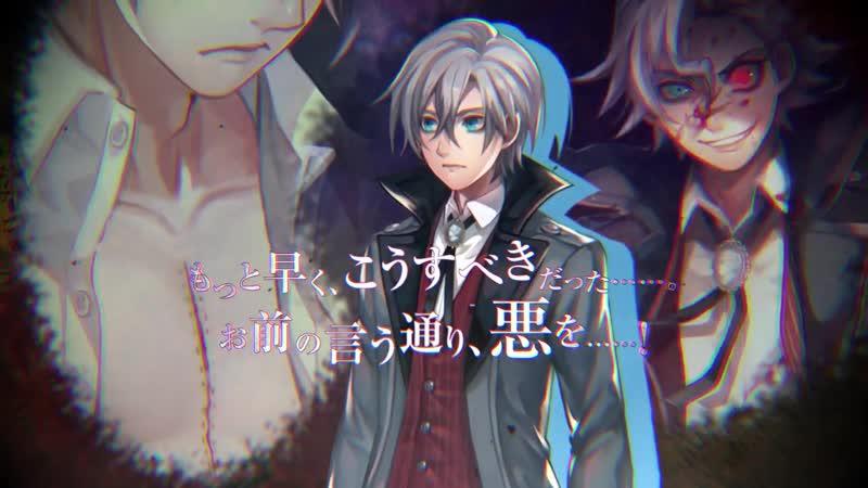 【アーサー編】殺人探偵ジャック・ザ・リッパー キャラクタームービー