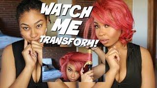 WATCH ME TRANSFORMS AND CATFISH! FT. MARCHQUEEN HAIR