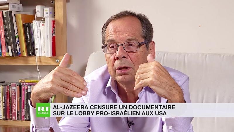 Alain Gresh «Il ny a pas de lobby plus puissant aux USA que le lobby israélien»