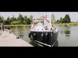 Видео с курса Bareboat Skipper 2017, Голландия