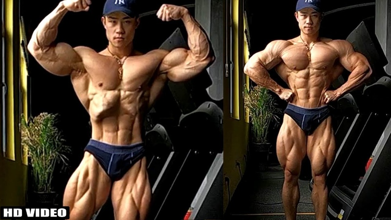 Branch Chen Kang | Unreal Chinese Classic Physique