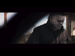 Хэллоуин / Halloween.Трейлер #1 (2018) [1080p]