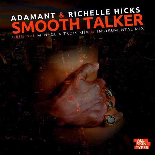Adamant альбом Smooth Talker