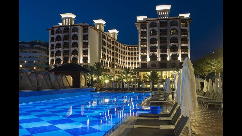 Quattro Beach Spa Resort 5* (Турция, Аланья, Конаклы)