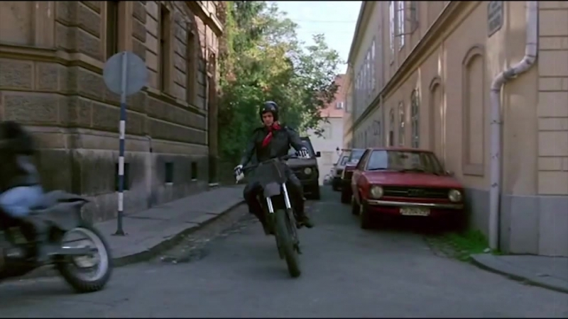 Midnight Rider Из фильма Доспехи Бога с Джеки Чаном