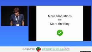 Getting Started with Mypy and Type Checking – Jukka Lehtosalo