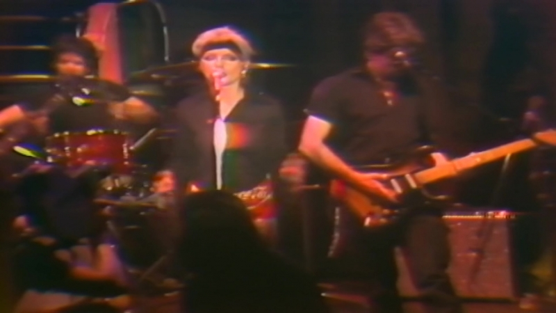 Blondie – Look Good In Blue – Live At CBGB 1977