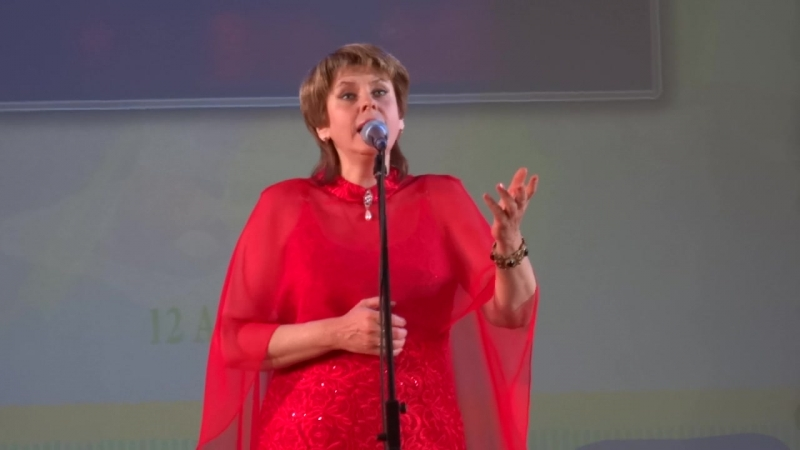 ЛИЛИЯ ЕВСЕЕВА (12.04.2018 г.) ГОРОД СВЯТОГО ПЕТРА