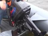 Обзор лодочного мотора Tohatsu (Тохатсу) M 9.8 B S