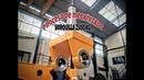 Proceso de mecanizado en una horquilla de 2 5 toneladas de peso