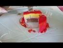 Ресторан Прованс Летнее предложение муссовое пирожное