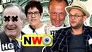 Deutschland Hooton Bush Machtergreifung der NWO Georg Wagner