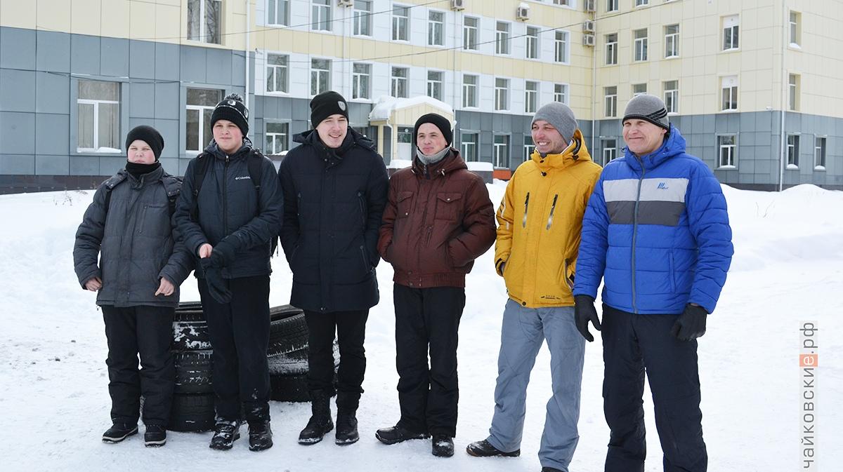 гонка защитников отечества, чайковский район, 2019 год