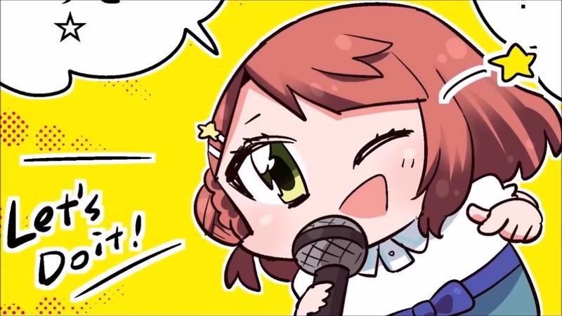 [ENGSUB]LoveLive! PDP Voiced 4-Panel Manga (Famitsu)