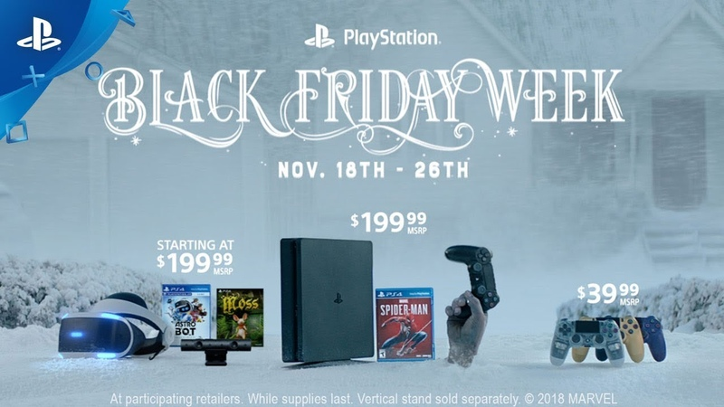 Black Friday Week - Wonderland | PS4