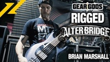 RIGGED Alter Bridge Bassist BRIAN MARSHALL's Bass Rig