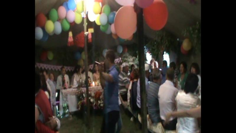 Свадьба Азамата и Гузалии. Зианчуринский район