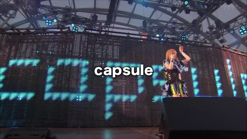 Capsule - WORLD OF FANTASY Stay with You (ROCK IN JAPAN FES. 2012 DAY-1 WOWOW Live)