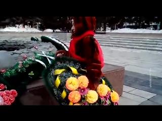 Малыш на автостраде/Сожгла венок Мобильный репортер 22.03.18