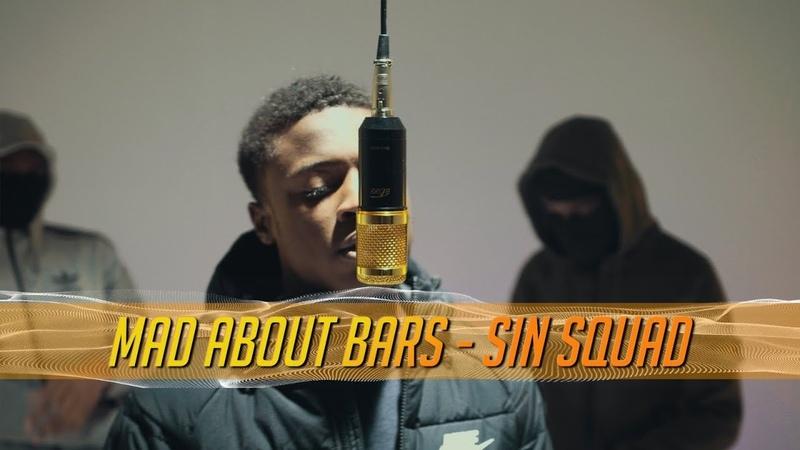 SinSquad (GP x Uncs x KayyKayy) - Mad About Bars w Kenny Allstar [S3.E19] | @MixtapeMadness