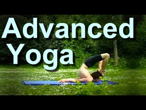 Yoga, Full Intermediate to Advanced Class -Yoga Foundations Class- Sivananda flow - 57 Minutes