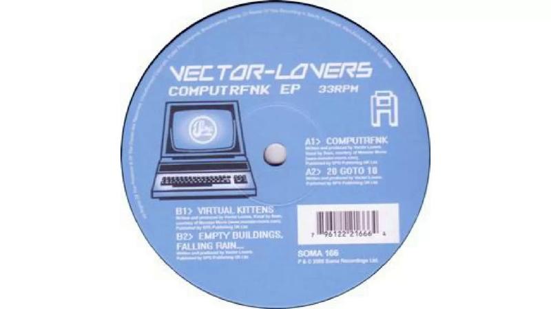 Vector-Lovers - Computrfnk