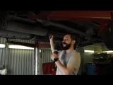 Acura MDX ремонт тормозов и замена датчика кислорода