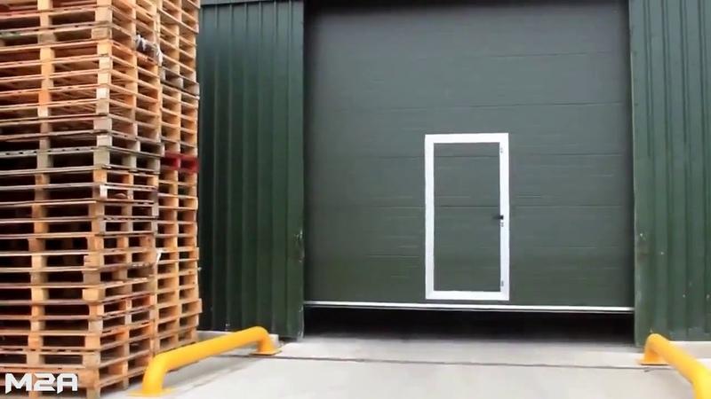Автоматические гаражные ворота в Речице и Речицком районе