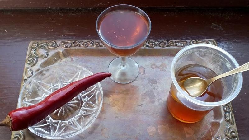 (18) Медовая перцовка / Перцовая медовуха (Стандартный рецепт) Бамбарбия, Кергуду!