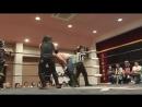 FUMA, HUB, Yusuke Kubo vs. Isami Kodaka, Ryota Nakatsu, Ryuichi Sekine BASARA - Osaka Beer Garden Pro-Wrestling 2018