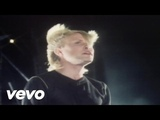 A Flock Of Seagulls - Space Age Love Song (Official Music Video)