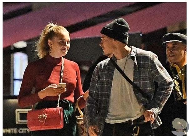 Бруклин Бекхэм снова гуляет с новой девушкой