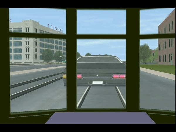 Trainz: Toronto Rail Lands 1954 - TTC PCC (трамвай)