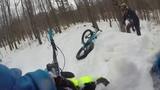 Highland Mountain Bike Park. Winter Woolly 2019