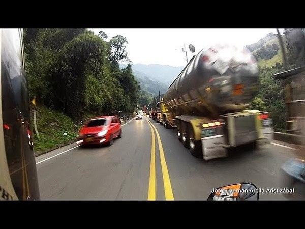Recorrido Cajamarca Alto de la Linea Parte 2