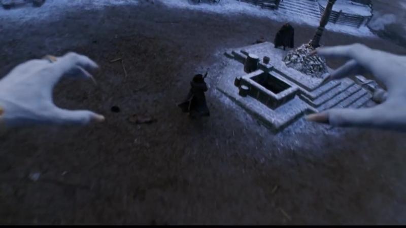 Невесты Дракулы совершают нападение на Трансильванию _ Ван Хельсинг