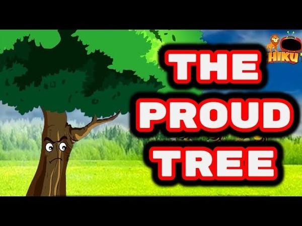 The Proud Tree | Panchatantra English Cartoon | Moral Stories for Kids | Chiku TV English