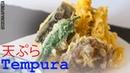 Recetas japonesas Como preparar Tempura Taka Sasaki