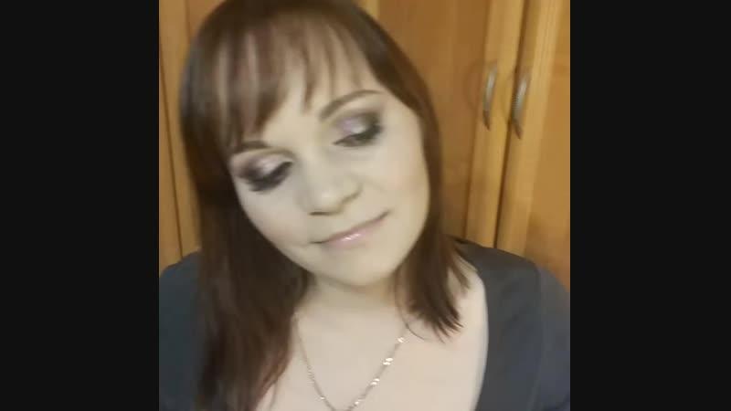 Вечерний макияж для Вечерний макияж Яркий образ 💎