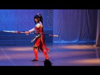 1.15. Miramint — League of legends — Nidalee Warring Kingdoms — Рязань - ДЕФИЛЕ