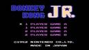 Donkey Kong Jr. (NES) Прохождение