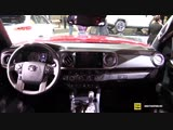 2018 Toyota Tacoma - Exterior and Interior Walkaround - 2018 New York Auto Show
